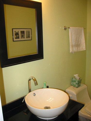New Powder Room 2