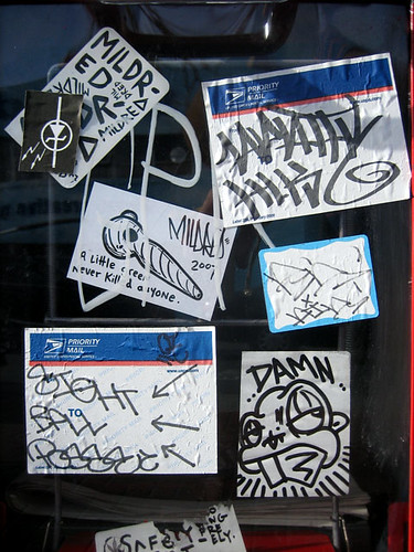 SF stickers