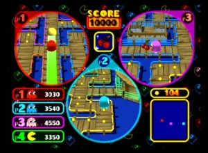 Pac-Man Vs Screenshot