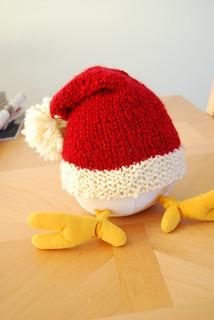 Ravelry 2 Hour Santa Hat Pattern By Wendi Dunlap