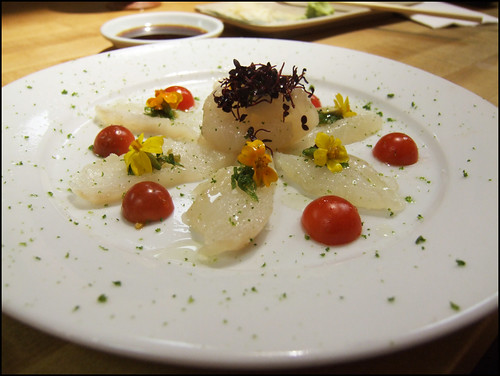 Go's Mart (Canoga Park) - Flounder sashimi