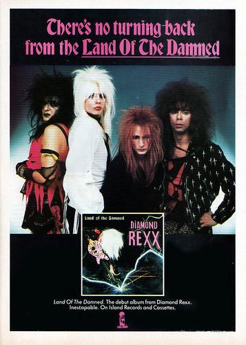 diamondrexx poster