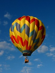 Simply Colorful (PhotoDocGVSU) Tags: colorful hotair balloon touchthesky abigfave colorphotoaward colourartaward