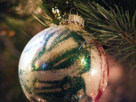 Swirl Ornament