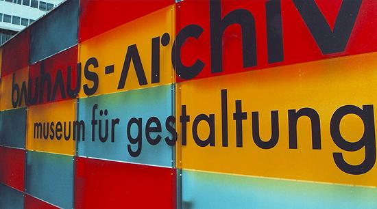 :: Bauhaus Archive  ::