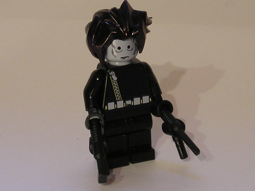Edward Scissorhands LEGO version