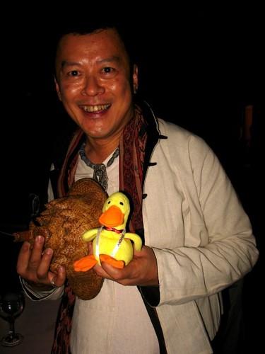 Edric Ong, fashion designer