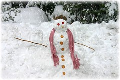 Snow Ho... also known as....Piney!! (Cherishlovespink) Tags: california pink snow cold ouch snowman bitch biteme payback piney bahaha burrrrr pinkalicious cherishlovespink anawesomeshot muahs mmmmyummy snowho norcalho