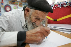 Letters.... (ido1) Tags: old home israel story elder letter write writting messiah seniorcitizen ido1