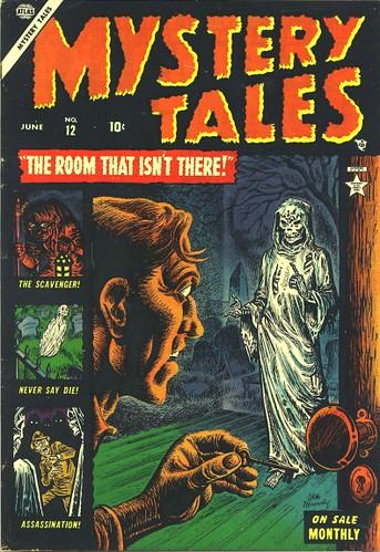 Mystery Tales 12 cov