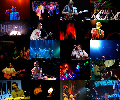 favorite shows, 2007