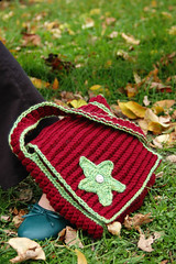 star bag (callie callie jump jump) Tags: handmade crochet etsy crafty urbanfarmgirl burlingtoncraftmafta