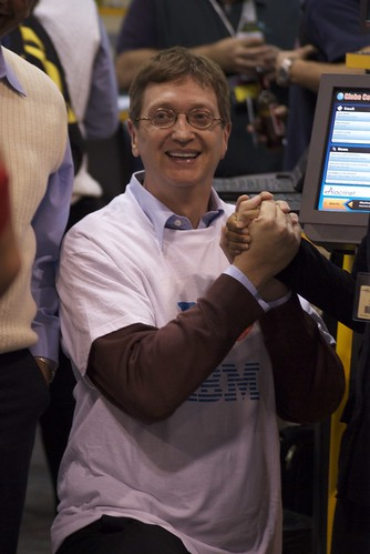Bill Gates by p_a_h, on Flickr