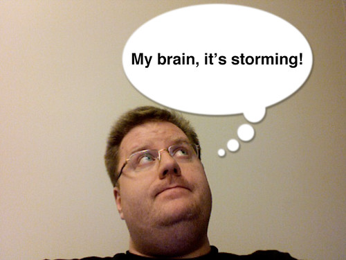 My Brain is Storming!