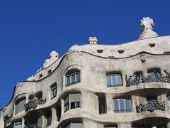 Casa Mil (Wa5t3DAp3) Tags: barcelona casamil