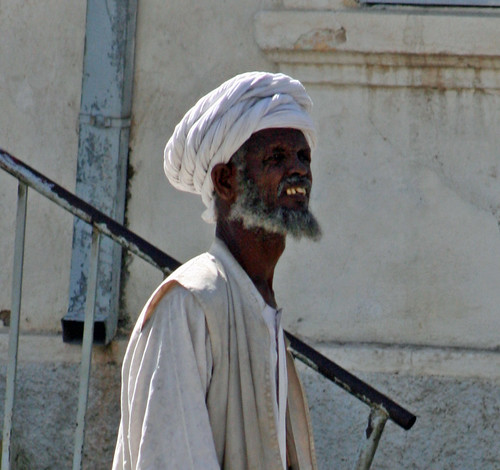 Eritrean elder