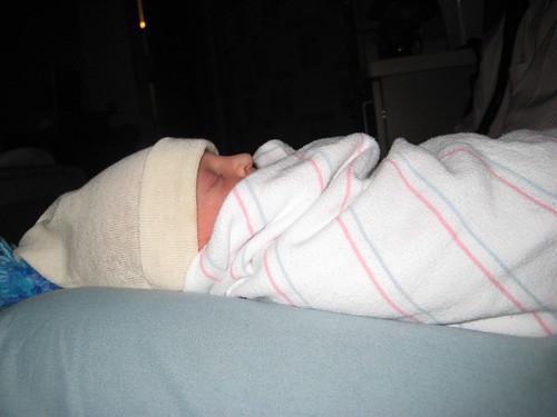 Campbel James McFadden Baby Picture