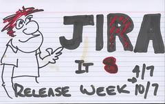 Jira 3.10 Iteration 8