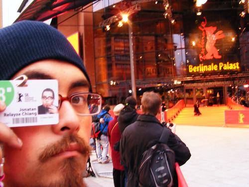 Jonatan Reylaze en la Berlinale 2008