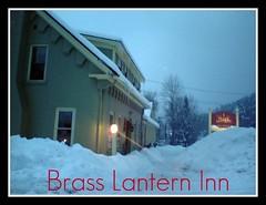 Brass Lantern Inn