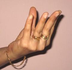 Bharatanatyam Mudra (Hand Gesture) - Padmakosha