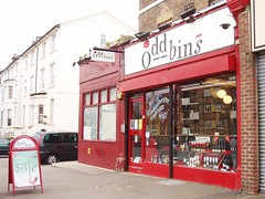 Picture of Oddbins, SE21 8EZ