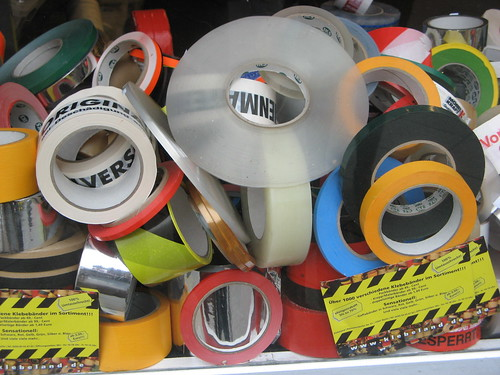 magnificent tape shop