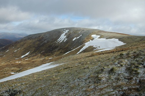 Carn Bhac from the west