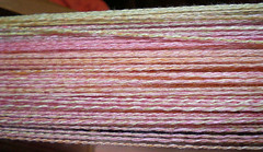 Underplied yarn