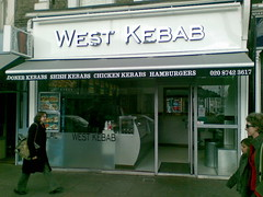 Picture of West Kebab, W4 1PD