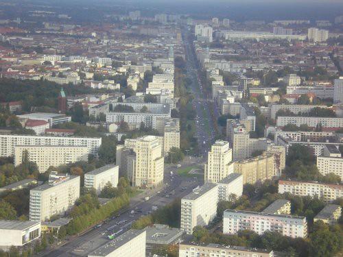 La avenida Karl Marx