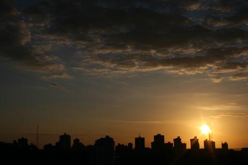 Un nuevo amanecer... solo que con algo de nubes