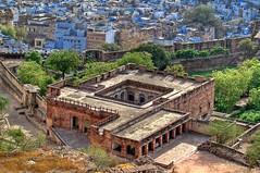 Old Jail at Mehrangarh + HDR (Ayush Bhandari) Tags: de photos fort musee jodhpur mehrangarh jodhpurfortdemehrangarhphotosmusee