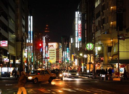 Odakibashi Dori (Street)