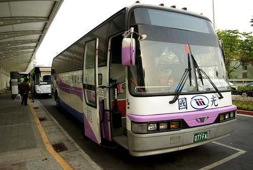 Bus 88 from Kaohsiung to Kenting