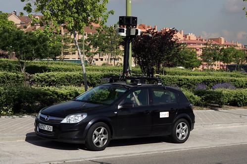 Coche de Google / Google Car