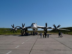 "Tupolev Tu-95MS Bear 2 • <a style=""font-size:0.8em;"" href=""http://www.flickr.com/photos/81723459@N04/32212779243/"" target=""_blank"">View on Flickr</a>"