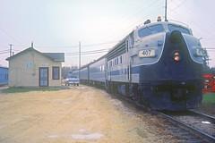 CVAR F7 407 (Chuck Zeiler) Tags: cvar f7 407 railroad emd train chz locomotive