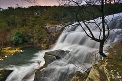 Fervenza de Casariños (f@gra) Tags: fervenza cascada catarata waterfall galicia sony spain pontevedra agua water landscape paisaje bosque forest arroyo río