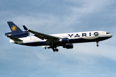 Varig McDonnell Douglas MD-11 PP-VTI (Kambui) Tags: varig mcdonnelldouglas md11 ppvti