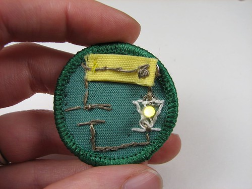 Soft Circuit Merit Badge19