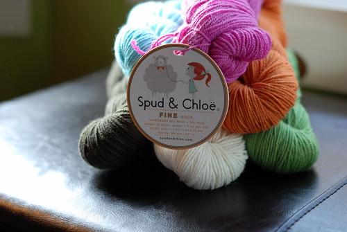 Spud + Chloe