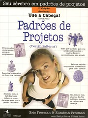 Use a cabeça padrões de projetos: design patterns (Biblioteca da Unifei Itabira) Tags: capa livros maio 2011