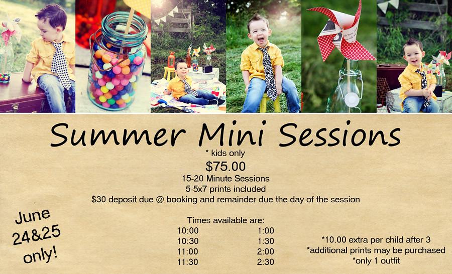 summer minis 2011 b