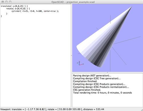 3D Cone Higher