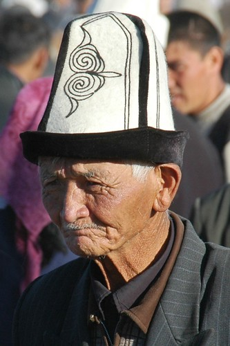 Kyrgyz Man Doesn't Need a Visa