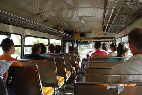 Malta bus interior