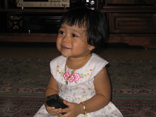 First Birthday Rahil