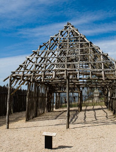 Jamestown Barracks - 1607