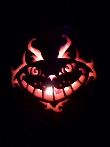 Jack O Lantern Patterns Cheshire Cat